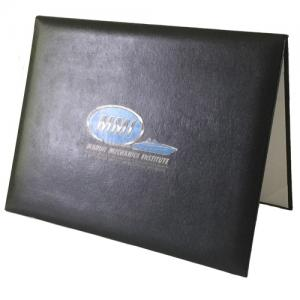 Leatherette Diploma Holder