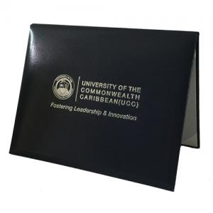 Tent Style Diploma Cover