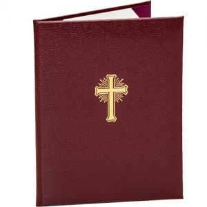 Church Welcome Folders