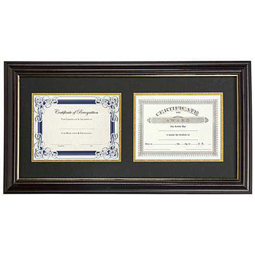 College Diploma Frame