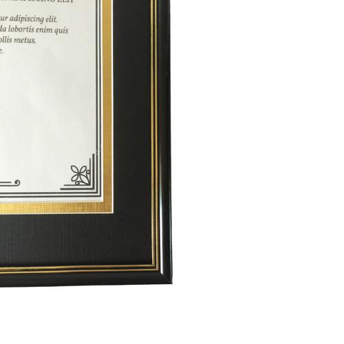 Bachelor\'S & Masters Degree Frames, Phd Graduation Diploma Frame