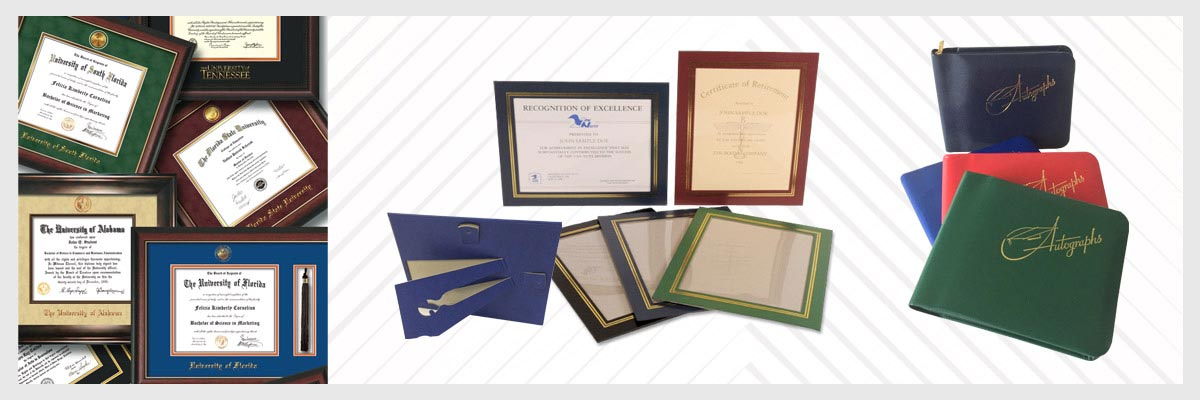 Diploma Frame manufacturer from China